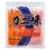 纪文  蟹香鱼柳 250g (泰国进口 火锅食材 烧烤食材 关东煮 蟹味棒)