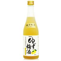 大关(ozeki)柚子梅酒 500ml