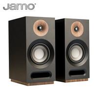 尊宝(Jamo)S 803 音响 音箱 studio系列 2.0声道木质无源家庭影院书架式HIFI音响(黑色)