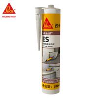 西卡(sika)玻璃胶 防霉 防水厨卫中性硅酮密封胶 一支装 白色 Sikasil ES