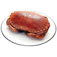 味库 WECOOK 英国进口 鲜活面包蟹400-600g/只 海鲜水产