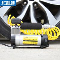 尤利特(UNIT)车载充气泵 带工盒 12v自动电动打气泵YD-3035H 打气机 方便快捷足球 电动车 摩托车 汽车用轮胎