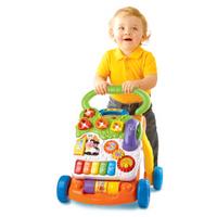 伟易达(Vtech)多功能学步车手推车调速婴儿助步车宝宝推车 可拆卸学习面板玩具益智玩具儿童节礼物