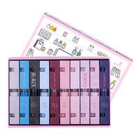 气味图书馆(SCENT LIBRARY)经典香水女士 淡香水小样清新礼盒 2ml*10