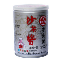 中国台湾 牛头牌 沙茶酱 火锅蘸料 250g