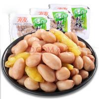 有友  泡花生 重庆特产 休闲零食小吃独立小包装 山椒味408g
