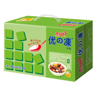 惠尔康 烧仙草 凉粉 饮料 优的冻(仙草冻) 清凉饮品 248g*16盒 整箱 礼盒装