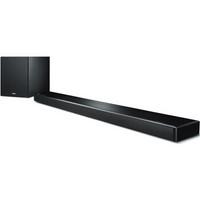 雅马哈(YAMAHA)YSP-2700 家庭影院7.1 音响 回音壁条形电视音响 wifi/蓝牙/无线低音炮 黑色