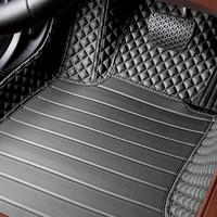 京东PLUS会员:五福金牛 迈畅系列 全包围皮革汽车脚垫