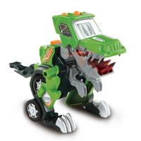 鼎鼎与响响的玩具分享 篇二:恐龙玩具之伟易达变形恐龙机器人