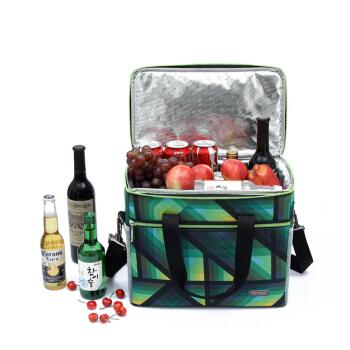 VKS未克思 汽车保温箱车载保温包食品生鲜冷藏包户外野餐保鲜包车用冰包28升