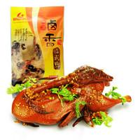 舜华临武鸭湖南特产香辣小吃卤香鸭550g(2件起售)