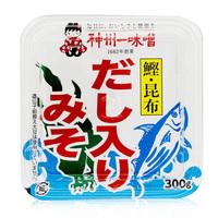 神州一 鲣鱼昆布味噌 日式味增汤酱料300g
