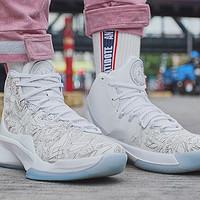 LI-NING 李宁 驭帅10 男士高帮篮球鞋