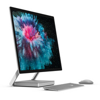 Microsoft 微软 Surface Studio 2 一体式电脑(i7-7820HQ、16GB、1TB、GTX1060 6G)