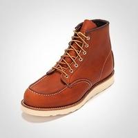 RED WING 红翼 875 6英寸 男士工装靴
