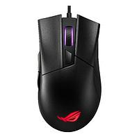 ASUS 华硕 Gladius II 大G二代 标准版 有线游戏鼠标 6400DPI