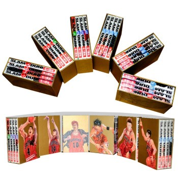 《灌篮高手完全版——黄金年代版》(套装共24册)