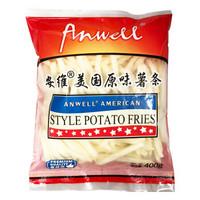 Anwell 安维 原味薯条 400g
