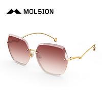 Molsion 陌森 ms7067 女款太阳镜