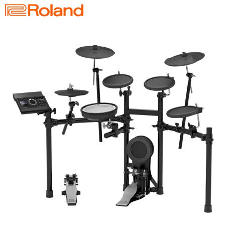 罗兰(Roland)电子鼓TD17KL 专业演奏电子鼓电鼓便携儿童练习演出爵士鼓通用电架子鼓套装