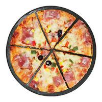 都乐事(DOULESHI)美式风味培根披萨  7英寸 2片装 360g 烘焙食品 披萨半成品