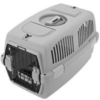派乐特 宠物航空箱狗狗猫咪猫包外出箱子托运箱旅行箱运输猫笼子便携 加大款58×37×37cm