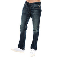 银联专享:REPLAY Newbill Comfort Fit 男士牛仔裤 *2件