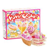 日本进口 嘉娜宝(Kracie)食玩糖 甜点造型26g/盒 进口糖果 休闲零食亲子游戏套装 儿童宝宝手工DIY可食