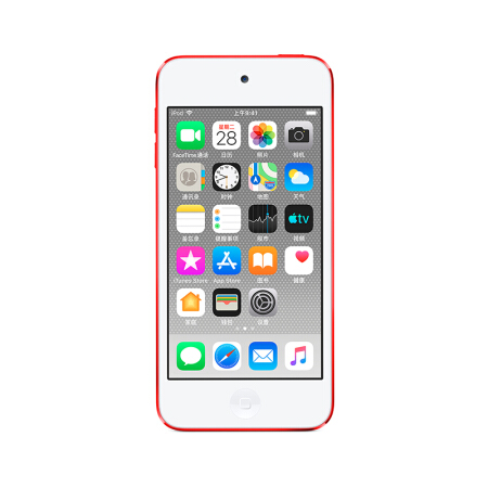 Apple iPod touch 32GB 红色 2019新款