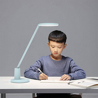 Yeelight&凯叔讲故事定制马卡龙蓝色款国AA级智能护眼LED台灯prime版学生儿童学习台灯写字灯阅读