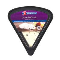 艾堡 蓝纹干酪 100g 德国进口