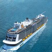 邮轮游:海洋光谱号 上海-日本冲绳-上海 5天4晚邮轮游