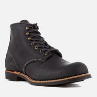 限尺码:RED WING 红翼 Blacksmith 8015 纯牛皮工装靴