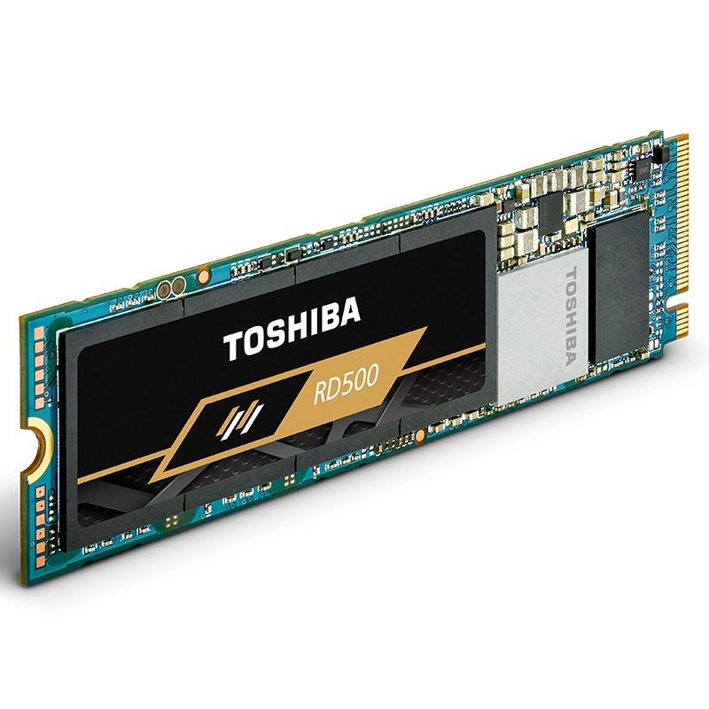 TOSHIBA 东芝 RD500 NVME 固态硬盘