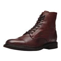 中亚Prime会员:FRYE Frye Seth Cap Toe 男士短靴
