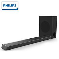 飞利浦(PHILIPS)回音壁 杜比全景声虚拟 7.1声道环绕效果 电视音响 家庭影院 TAPB603