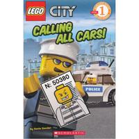 Lego City Adventures: Calling All Cars!  乐高城市探险:呼叫所有车辆!