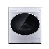 松下(Panasonic)XQG100-LD169 松下LVCA私人定制 轻奢外观光动银除菌洗烘一体