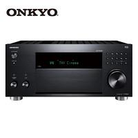 安桥(ONKYO)TX-RZ840 功放 音响 音箱 家庭影院 9.2声道功放机 家用 大功率 THX认证 杜比 DTS:X 4K 蓝牙
