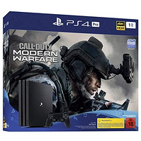 中亚Prime会员、绝对值:SONY 索尼 PlayStation4 Pro(PS4 Pro)游戏主机 1TB《Call of Duty》同捆版