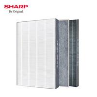 夏普(Sharp)空气净化器滤网套装FZ-GF380X适配KC-W380SW-W/W1/Z380SW/BB60/WB6/WG605原装滤芯