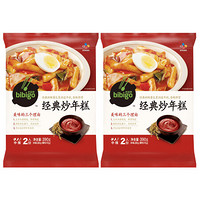 必品阁(bibigo)经典炒年糕 390g*2组合装  方便菜 晚餐食材 韩餐