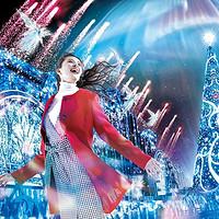 当地玩乐:日本环球影城 2019环球水晶圣诞节表演秀入场券