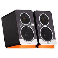 中亚Prime会员:EVE Audio SC203 桌面音箱 2件套