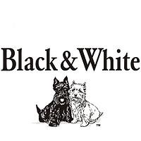 黑白狗 black & white