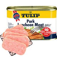丹麦进口 郁金香(Tulip)经典午餐肉罐头 198g