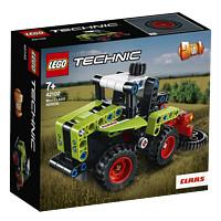 百亿补贴:LEGO 乐高 Technic机械组 42102 迷你拖拉机