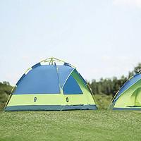 早风 单层自动弹压速开帐篷