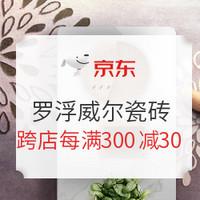 促销活动:京东 罗浮威尔旗舰店 家装节